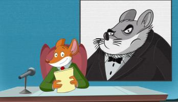 Geronimo Stilton - S2E5 - Chips and Dips