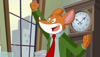Geronimo Stilton - S2E6 - Temple of the Dragon's Gasp