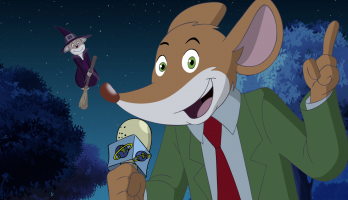Geronimo Stilton - S3E1 - Van Mousling