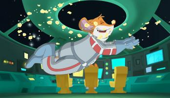 Geronimo Stilton - S3E18 - A Mouse on the Moon