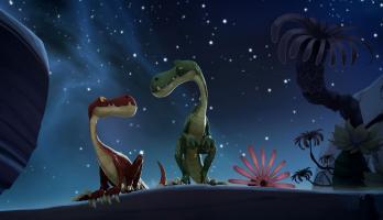 Gigantosaurus - E17 - Seeing Stars