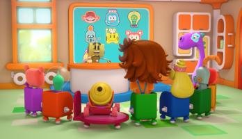 Helen's Little School - E3 - Teacher Pixie-Bot