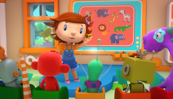 Helen's Little School - E36 - The Safari