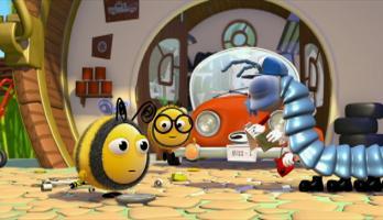The Hive - S1E28 - Useful Bee