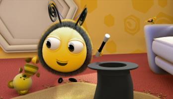 The Hive - S1E4 - Buzzbee the Magician
