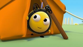 The Hive - S1E5 - Scaredy Bee