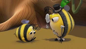 The Hive - S1E63 - Polite Bee