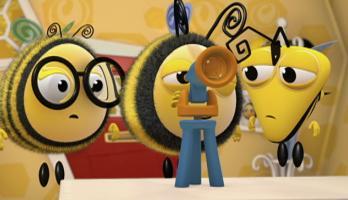 The Hive - S1E70 - Peek-A-Bee