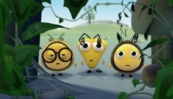 The Hive - S1E71 - Buzzbee's New Ball