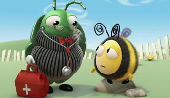 The Hive - S1E73 - Buzzbee's Goodbye
