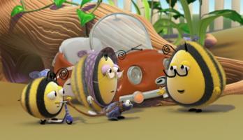 The Hive - S1E75 - Grandma Bee Learns to Drive