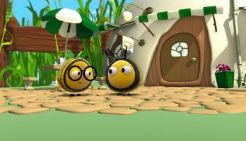 The Hive - S2E100 - Buzzbee's Pet