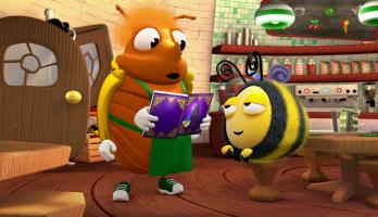 The Hive - S2E120 - Book Club