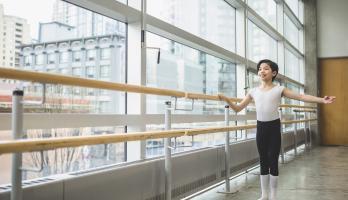 I Love - E22 - Ballet