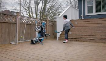 I Love - E30 - Hockey