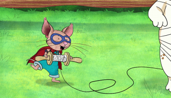 If You Give a Mouse a Cookie - E48 - Masked Mouse Rides Again