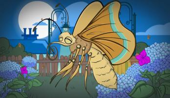 I'm a Creepy Crawly - E105 - Moth