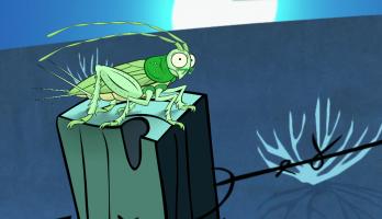 I'm a Creepy Crawly - E142 - Cricket