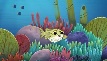 I'm a Fish - E17 - I'm a Pufferfish