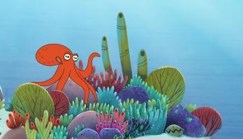 I'm a Fish - E18 - I'm an Octopus
