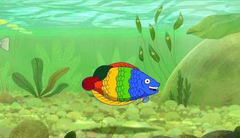 I'm a Fish - E25 - I'm a Rainbow Fish