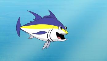I'm a Fish - E39 - I'm a Tuna Fish