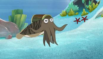 I'm a Fish - E40 - I'm a Cuttlefish