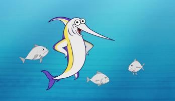 I'm a Fish - E47 - I'm a Sword Fish