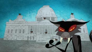 I'm a Monster - E23 - DC Demon Cat