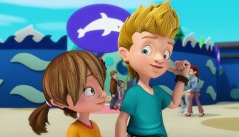 Jack - S2E9 - Jack and the Dolphin