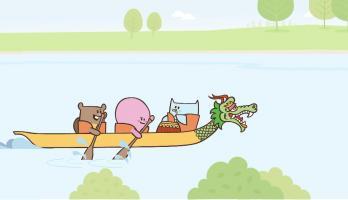 Knowledge Kids - General E14 - Let's Dragon Boat!