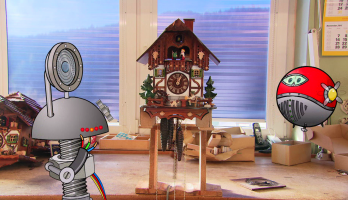 Making Stuff - S2E31 - Cuckoo Clocks