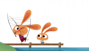 Mister Rabbit - E18 - Fishing