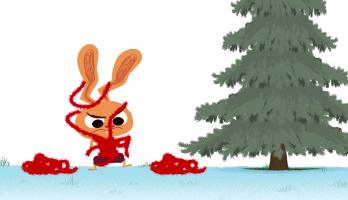 Mister Rabbit - E23 - The Christmas Tree