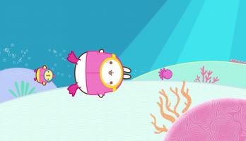 Molang: Beneath the Ocean