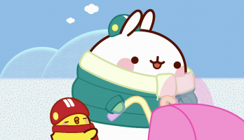 Molang - S2E40 - Alone on the Ice Pack