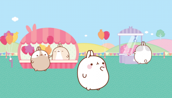 Molang - S3E12 - At the Fair