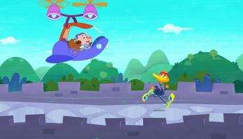 P King Duckling - E10 - P. King's Great Jog