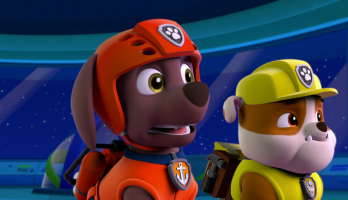 Paw Patrol - S2E202 - Pups Save A Flying Frog/Pups Save The Space Alien