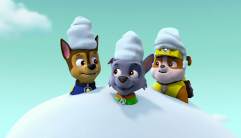 Paw Patrol - S2E208 - Pups and the Big Freeze/Pups Save a Basketball Game