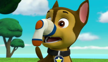 Paw Patrol - S2E216 - Pup's Adventures in Babysitting/Pups Save the Fireworks