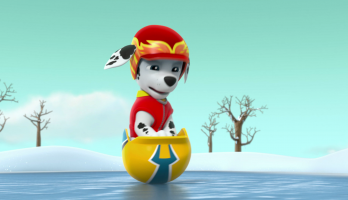 Paw Patrol - S3E316 - Pups Bear-ly Save Danny/Pups Save the Mayor's Tulips