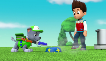 Paw Patrol - S3E318 - Pups in a Jam/Pups Save a Windsurfing Pig