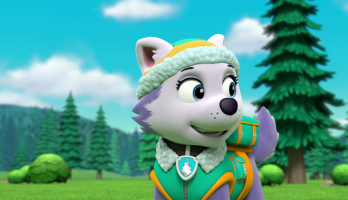 Paw Patrol - S3E320 - Pups Get Skunked / Pups and a Whale of a Tale
