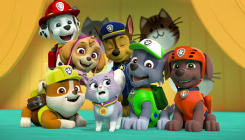 Paw Patrol - S4E402 - Pups Save A Teeny Penguin/Pups Save the Cat Show