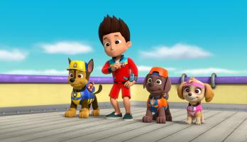 Paw Patrol - S5E13 - Pups Save Tilly Turbot/Pups Save an Upset Elephant