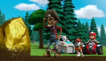 Paw Patrol - S5E4 - Pups Save a High Flying Skye/Pups Go For the Gold