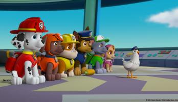 Paw Patrol - S6E13 - Pups Save a Freaky Pup-Day/Pups Save a Runaway Mayor