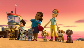 Paw Patrol - S6E2 - Pups Save a Meltdown/The Mystery of the Missing Cellphones