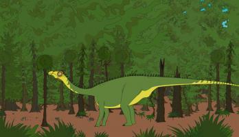 Ralph and the Dinosaurs - E14 - Nigersaurus